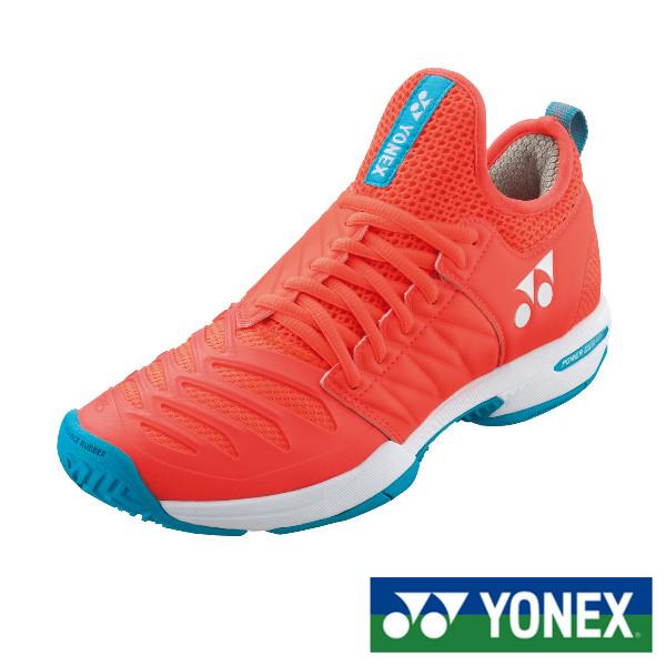《10%OFFクーポン対象》《送料無料》《新色》2019年11月下旬発売 YONEX パワークッション フュージョンレブ3 ウィメン AC SHTF3LAC ヨネックス テニスシューズ オールコート用