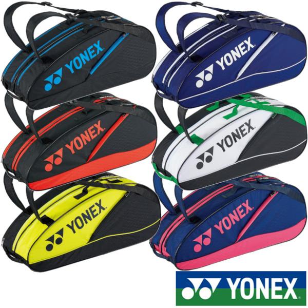 受注生産品 売り込み ヨネックス バッグ 《送料無料》2021年3月上旬発売 ラケットバッグ6〈テニス6本用〉 BAG2132R YONEX