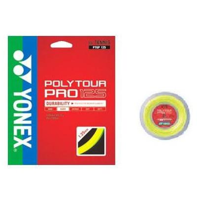 《送料無料》YONEX 硬式テニス ストリング ロールガット ポリツアープロ125 PTP125-2 ヨネックス