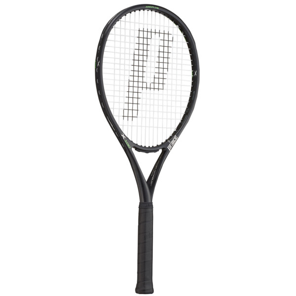 《ポイント15倍》《送料無料》2018年9月発売 prince X 100 7TJ080 左利き用 プリンス 硬式テニスラケット