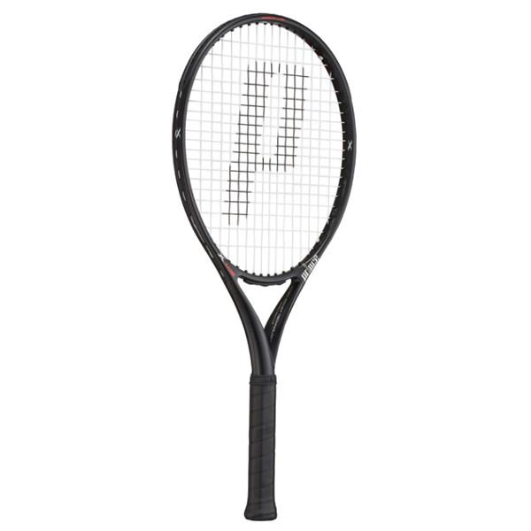 プリンス 硬式テニスラケット 《ポイント15倍》《送料無料》2018年9月発売 prince X 105 7TJ084 左利き用 (270g) プリンス 硬式テニスラケット