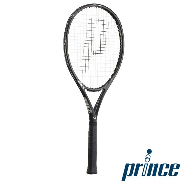 《クーポン対象》《ポイント15倍》《送料無料》2019年8月発売 prince エックス 100 ツアー レフト X 100 TOUR LEFT 7TJ093(左利き用) プリンス 硬式テニスラケット