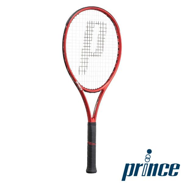 プリンス 硬式テニスラケット 《ポイント15倍》《送料無料》2019年9月発売 prince ビースト オースリー 100(300g) BEAST O3 100 7TJ096 プリンス 硬式テニスラケット