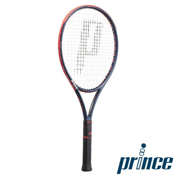 《ポイント15倍》《送料無料》2019年9月発売 prince ビースト オースリー 104 BEAST O3 104 7TJ091 プリンス 硬式テニスラケット