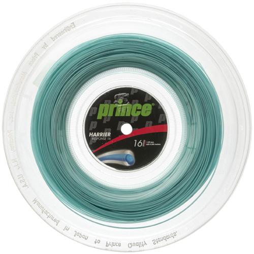 《送料無料》Prince ロールガット ハリアー レスポンス 7JJ022 硬式テニスストリング プリンス