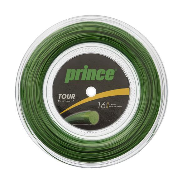 《送料無料》Prince ロールガット ツアーXP 16 7J931 プリンス 硬式テニスストリング