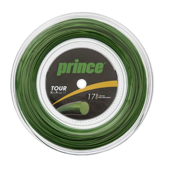 《送料無料》Prince ロールガット ツアーXP 17 7J930 プリンス 硬式テニスストリング