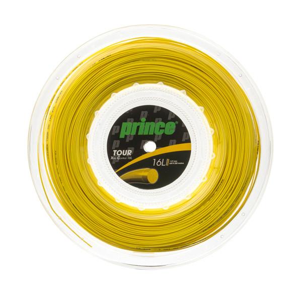 《送料無料》Prince ロールガット ツアーXC 16L 7J937 プリンス 硬式テニスストリング