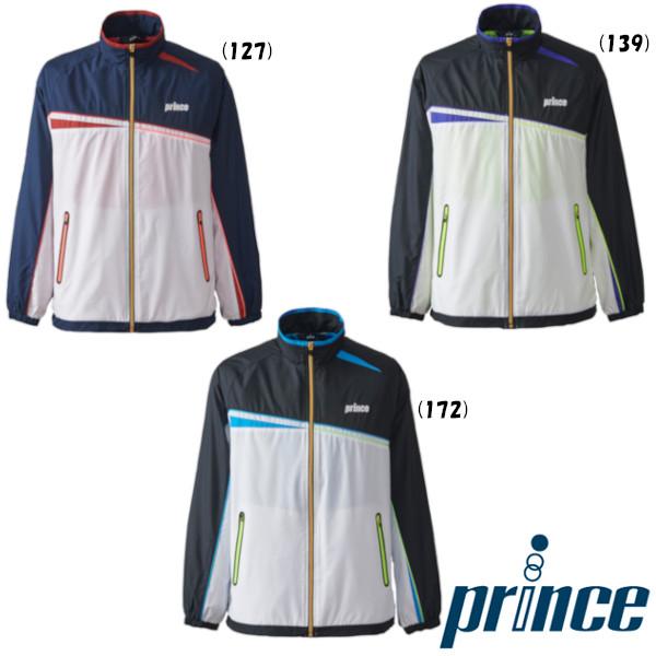 トレンド 卓越 プリンス テニス ウェア 《送料無料》2021年9月発売 TMU653T ユニセックス prince ウィンドジャケット