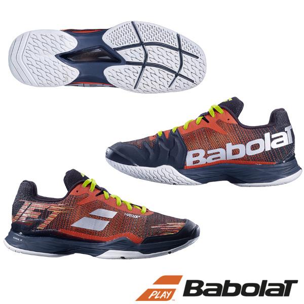 《送料無料》2019年3月発売 Babolat ジェット マッハ II オールコート M メンズ JET MACH II ALL COURT M BAS19629 バボラ テニスシューズ オールコート用
