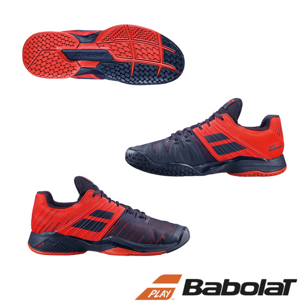 《クーポン対象》《送料無料》2020年2月発売 Babolat プロパルス フューリー オールコート M メンズ PROPULSE FURY ALL COURT M BAS20208 バボラ テニスシューズ オールコート用