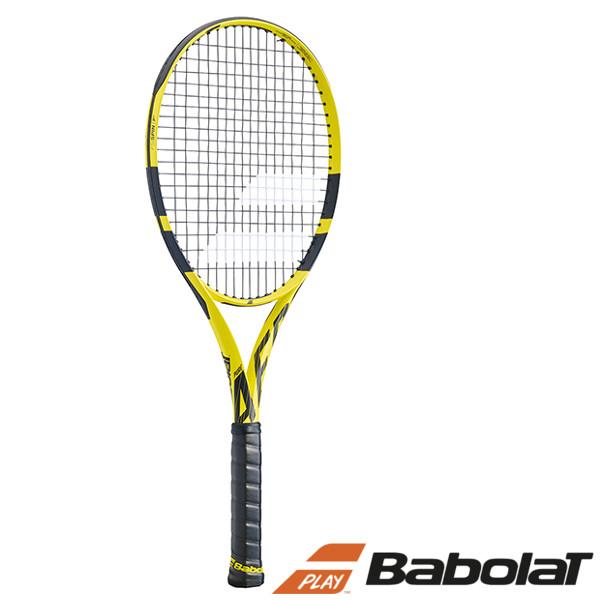 《ポイント15倍》《送料無料》2018年9月発売 Babolat ピュアアエロ チーム BF101357 バボラ 硬式テニスラケット