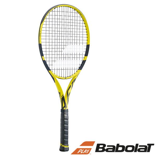 《ポイント15倍》《送料無料》2018年9月発売 Babolat ピュアアエロ BF101353 バボラ 硬式テニスラケット