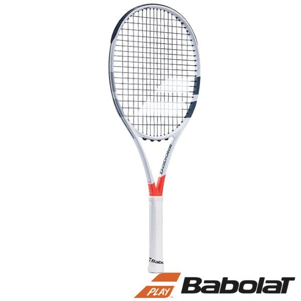 《ポイント15倍》《送料無料》2017年1月発売 Babolat ピュアストライク 100 BF101316 バボラ 硬式テニスラケット