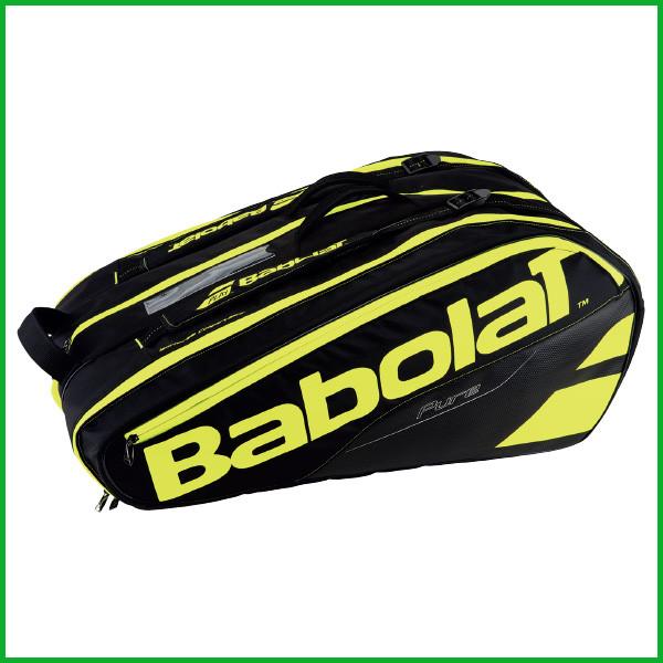 《送料無料》2017年発売 BabolaT ラケットバッグ(ラケット12本収納可) BB751133 バボラ バッグ