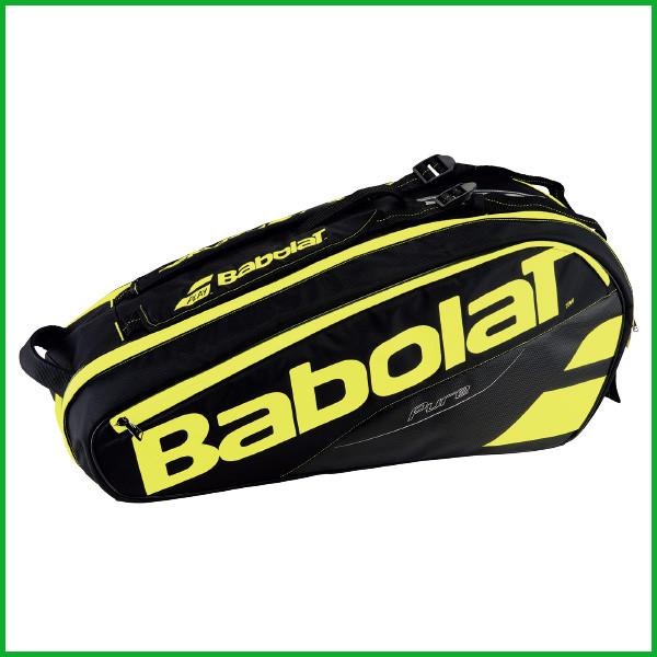 《送料無料》2017年発売 BabolaT ラケットバッグ(ラケット6本収納可) BB751135 バボラ バッグ