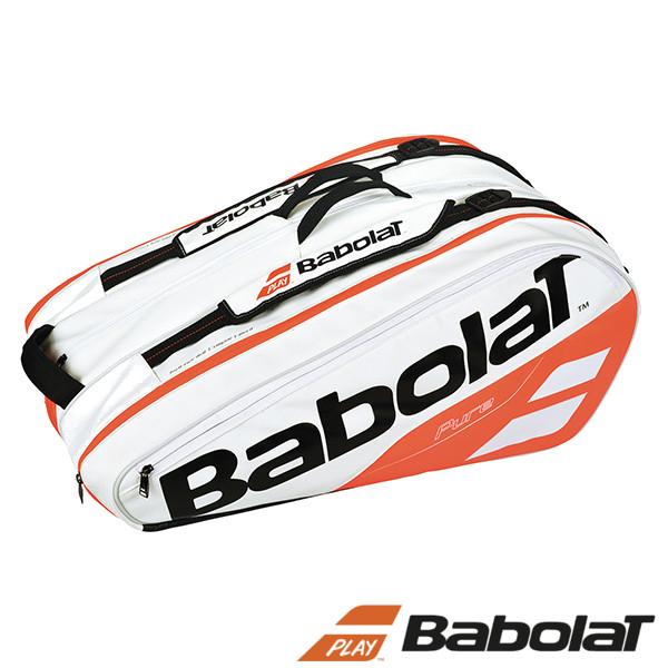 《送料無料》2018年発売 BabolaT BB751170 ラケットバッグ(ラケット12本収納可) BB751170 BabolaT バボラ バボラ バッグ, OneDay online shop:387d0778 --- officewill.xsrv.jp