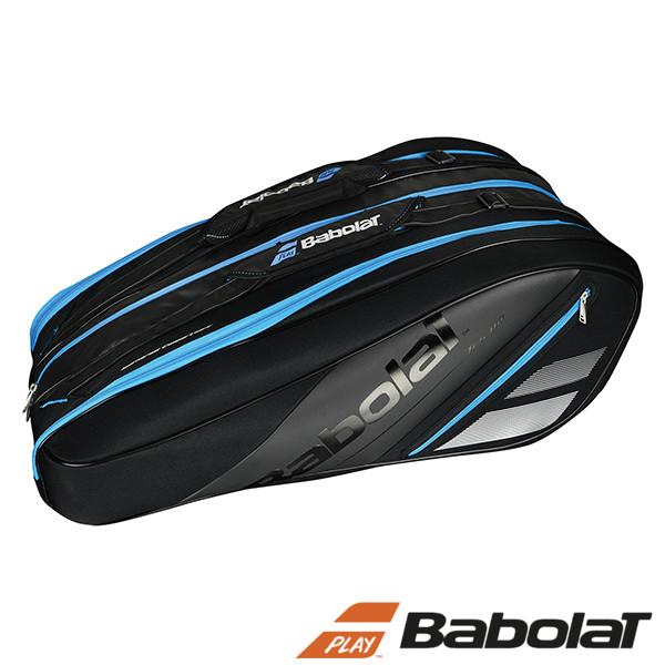 《10%OFFクーポン対象》《送料無料》2018年発売 BabolaT ラケットバッグ(ラケット12本収納可) BB751155 バボラ バッグ