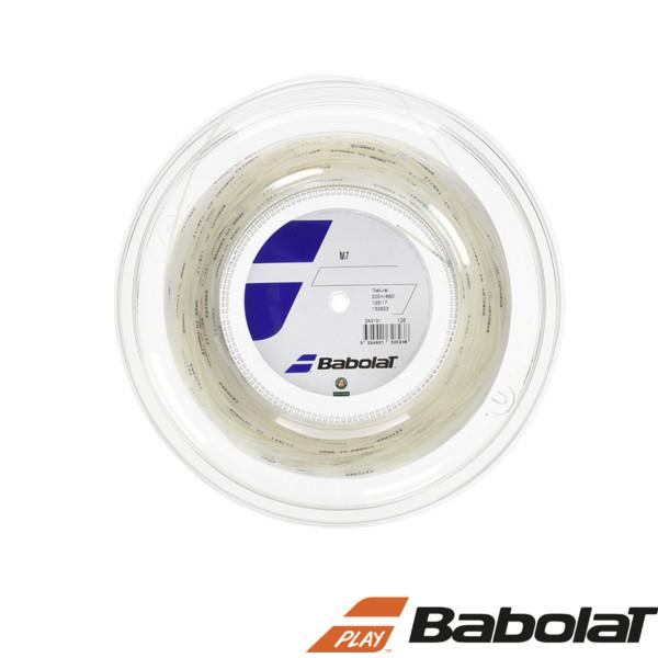 《送料無料》BabolaT M7 125 バボラ/130/135 BA243131R ロールタイプ M7 バボラ BA243131R 硬式テニスストリング, 安八郡:400a33ec --- officewill.xsrv.jp