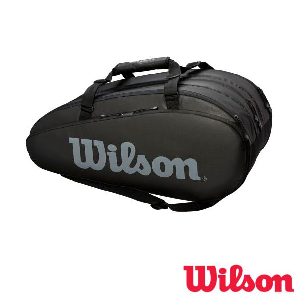 《送料無料》2019年1月発売 WILSON TOUR 3 COMP BKGY ツアー3 WRZ849315 ウィルソン バッグ