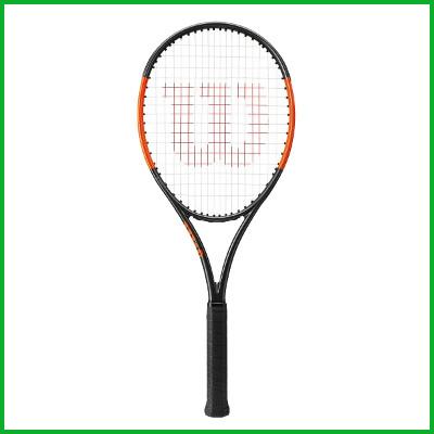 《ポイント15倍》《送料無料》2017年1月発売 Wilson BURN100S CV WRT734210 ウィルソン 硬式テニスラケット