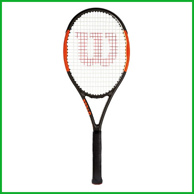 《ポイント15倍》《送料無料》2017年2月発売 Wilson BURN95J CV WRT735510 ウィルソン 硬式テニスラケット