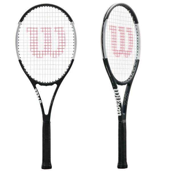 《ポイント15倍》《送料無料》2018年7月発売 Wilson PRO STAFF RF97 AUTGRAPH WRT741720 ウィルソン 硬式テニスラケット