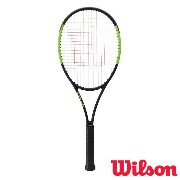《ポイント15倍》《送料無料》2018年発売 Wilson BLADE 98(16x19) CV WRT733510 ウィルソン 硬式テニスラケット