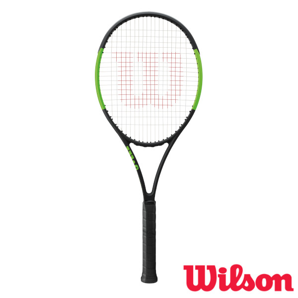 《ポイント15倍》《送料無料》2018年発売 Wilson BLADE SW104 AUTOGRAPH CV WRT733410 ウィルソン 硬式テニスラケット