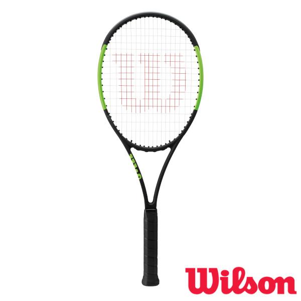 《ポイント15倍》《送料無料》2018年発売 Wilson BLADE 98(18x20) CV WRT733110 ウィルソン 硬式テニスラケット