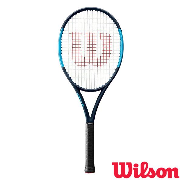 《ポイント15倍》《送料無料》2017年発売 Wilson ULTRA 100L WRT737420 ウィルソン 硬式テニスラケット