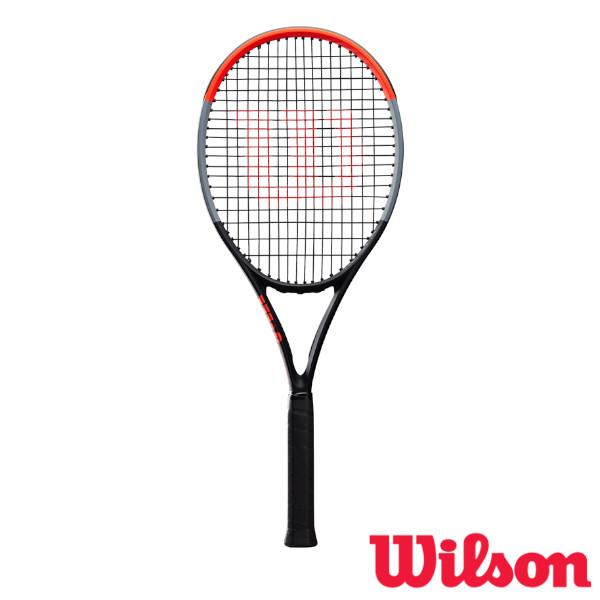 《ポイント15倍》《送料無料》2019年2月発売 Wilson CLASH 100 TOUR WR005711S ウィルソン 硬式テニスラケット