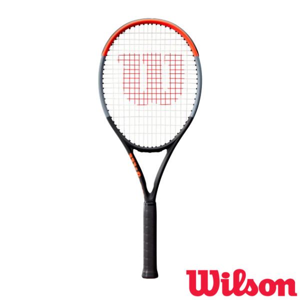 《5%OFFクーポン対象》《ポイント15倍》《送料無料》2019年6月発売 Wilson CLASH 100L WR008711S ウィルソン 硬式テニスラケット