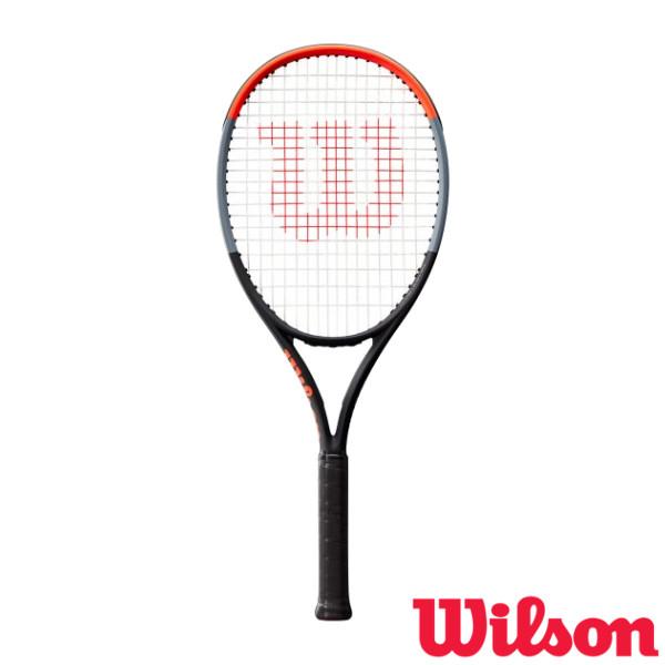 《5%OFFクーポン対象》《ポイント15倍》《送料無料》2019年6月発売 Wilson CLASH 108 WR008811S ウィルソン 硬式テニスラケット