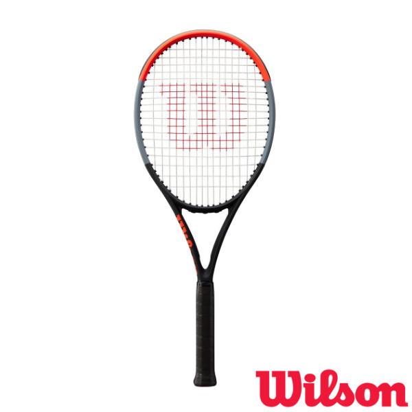 《10%OFFクーポン対象》《ポイント15倍》《送料無料》2019年12月発売 Wilson CLASH 100UL WR015811S ウィルソン 硬式テニスラケット
