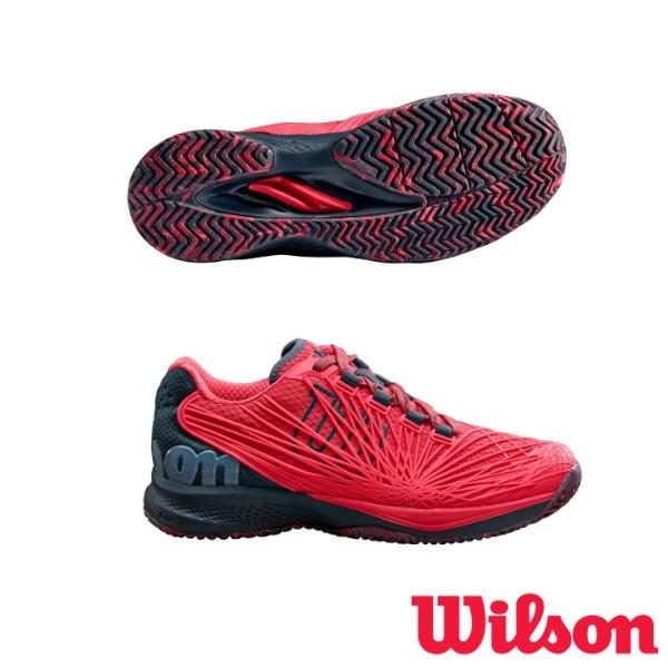 《送料無料》2019年2月発売 WILSON KAOS 2.0 AC レディース ケイオス WRS325350U ウィルソン テニスシューズ オールコート用