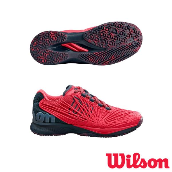 《送料無料》2019年2月発売 WILSON KAOS 2.0 OC レディース ケイオス WRS325370U ウィルソン テニスシューズ オムニコート用