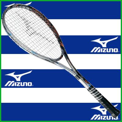 《ガット無料》《工賃無料》《送料無料》2017年3月発売 MIZUNO ジストTゼロソニック 63JTN73754 ミズノ ソフトテニスラケット