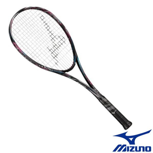 《5%OFFクーポン対象》《ガット無料》《工賃無料》《送料無料》2019年11月発売 MIZUNO スカッド01アール SCUD 01-R 63JTN053 64 ミズノ ソフトテニスラケット