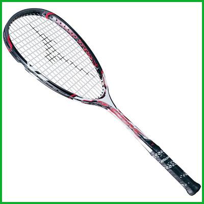 《ガット無料》《工賃無料》《送料無料》2016年2月発売 MIZUNO ディープインパクト S-DRIVE 63JTN65001 ミズノ ソフトテニスラケット
