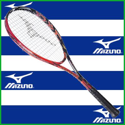 《ガット無料》《工賃無料》《送料無料》2017年6月発売 MIZUNO ジスト T-ZERO  63JTN73162 ミズノ ソフトテニスラケット