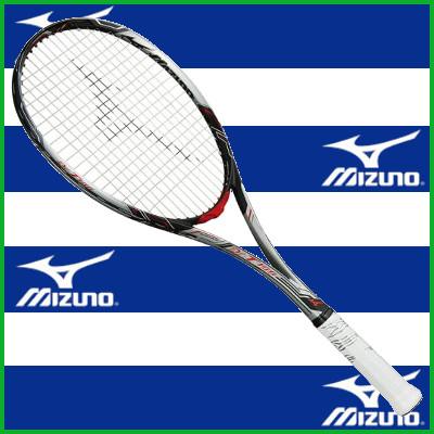 《ガット無料》《工賃無料》《送料無料》2017年12月発売 MIZUNO ディーアイ T100 63JTN84303 ミズノ ソフトテニスラケット