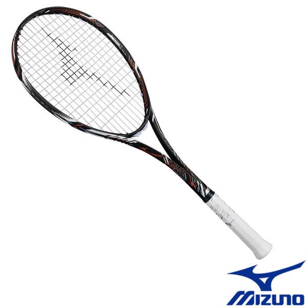 《ガット無料》《工賃無料》《送料無料》2018年秋発売 MIZUNO ディオスプロアール DIOS PRO-R 63JTN861 ミズノ ソフトテニスラケット