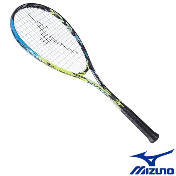 《決算クーポン対象》《ガット無料》《工賃無料》《送料無料》2017年7月発売 MIZUNO ジスト Z-01  63JTN73439 ミズノ ソフトテニスラケット