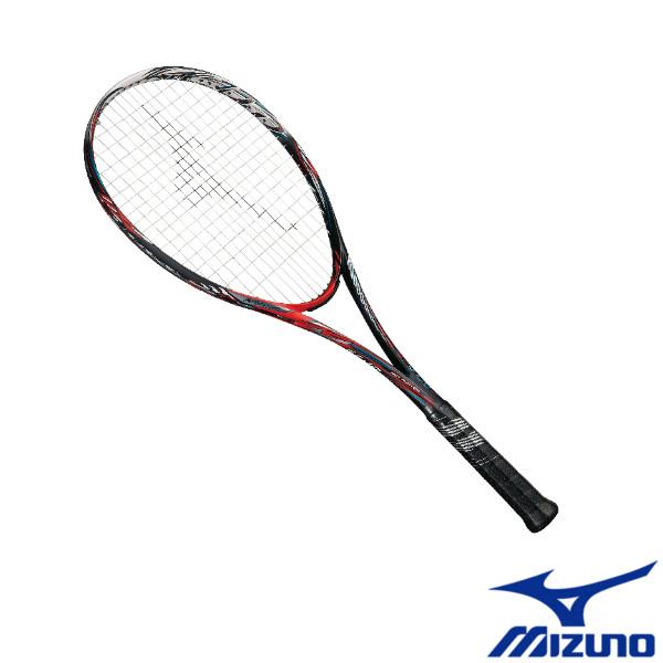 《ガット無料》《工賃無料》《送料無料》2019年3月発売 MIZUNO スカッド01アール SCUD 01-R 63JTN953 ミズノ ソフトテニスラケット