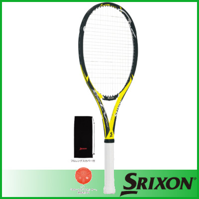 《ポイント15倍》《送料無料》2018年3月発売 SRIXON REVO CV3.0 SR21802 スリクソン 硬式テニスラケット