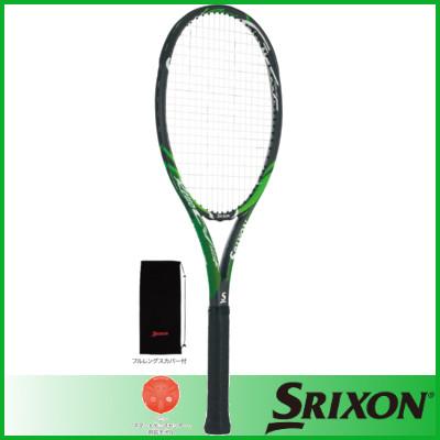 《ポイント15倍》《送料無料》2018年3月発売 SRIXON REVO CV3.0 F-TOUR SR21805 スリクソン 硬式テニスラケット