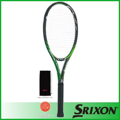 《ポイント15倍》《送料無料》2018年3月発売 SRIXON REVO CV3.0 F SR21806 スリクソン 硬式テニスラケット