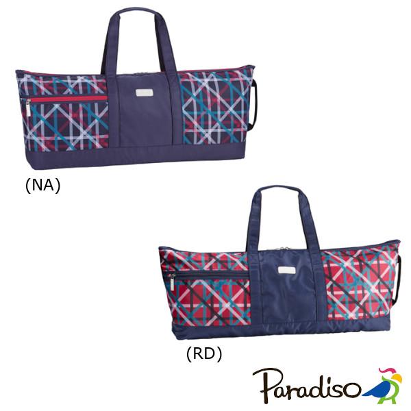 《送料無料》2019年9月発売 Paradiso ワイドラケットバッグ TRA970 パラディーゾ テニス バッグ