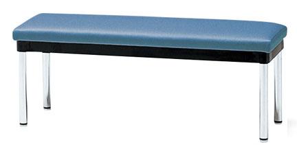 サンケイ 長椅子 CL176-A 幅90cm ビニールレザー張り